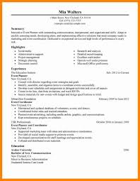 Resume Event Planning Event Planner Resumes Event Planner Resume Objective Eventplan