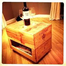 wine crate coffee table wine box coffee table wine box coffee table wine crate coffee table