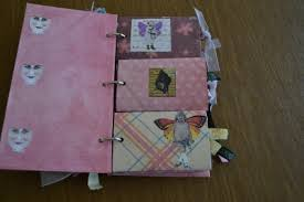 paper photo album toilet paper mini album