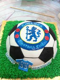 soccer cakes home may de cakes the of chelsea soccer cake