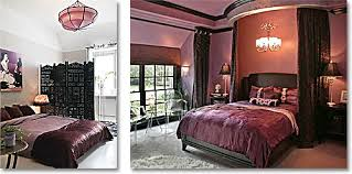 Pink And Purple Room Decorating by Purple Bedrooms From Regal To Rustic