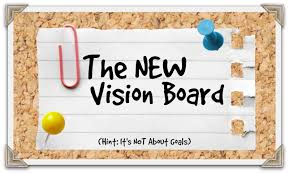 the new vision board it u0027s not about goals podcast 077