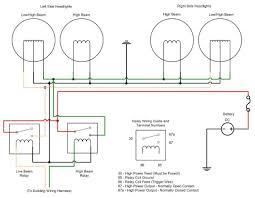 peterbilt headlight wiring diagram image details