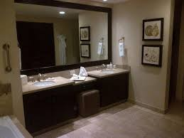 Bathroom With Two Vanities Bathroom Vanity Two Sinks
