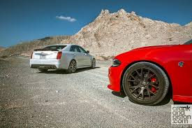 four door dodge charger dodge charger hellcat vs cadillac cts v