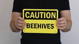 Bee Warning Signs Video Guide Mysafetysign Com
