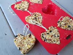 Valentine S Day Decorations For Bags by Natural Diy Valentine U0027s Day Crafts Gummy Recipe Bird Feeder And