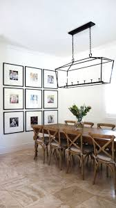 how to clean dining room chairs styling tip gallery walls becki owens empty wall spaces