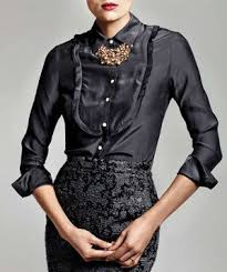 black button blouse button shirts for every shape simple