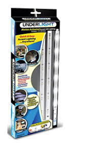 motion activated led light strip underlight motion activated led light strips as seen on tv new