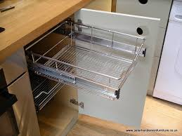 Pull Out Shelves For Kitchen Cabinets HBE Kitchen - Kitchen cabinet pull out