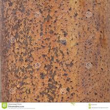 zylinderoberfl che rostiges metallrohr beschaffenheitsmakro stockfoto bild 39447974
