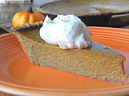 sugar free desserts for thanksgiving healthier pumpkin pie low calorie u0026 low sugar