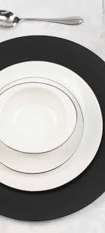 20 ways to designer dinner plates