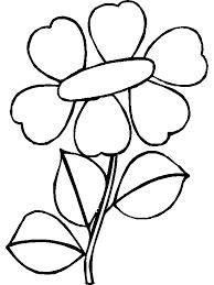 dibujos colorear flores plantillas colorear flores