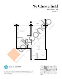 100 regent residences floor plan 30 park place four seasons