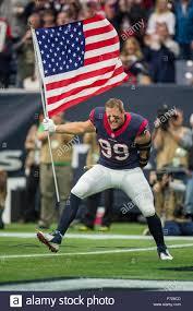 Flags Houston Houston Texas Usa 22nd Nov 2015 Houston Texans Defensive End