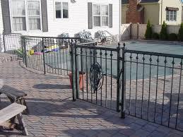 ornamental iron fencing ornamental metal fencing custom iron