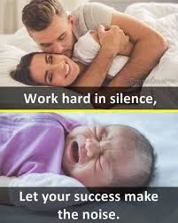 Success Meme Baby - dopl3r com memes caresoneno work hard in silence let your