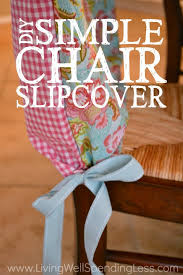 slipcover tutorial for chairs diy simple chair slipcover tutorial how to a simple slipcover