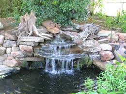 Home Improvement Backyard Landscaping Ideas Waterfalls For Backyards U2013 Dawnwatson Me