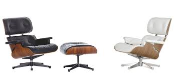 Eames Leather Chair Chair Eames Lounge Chair And Ottoman Editeestrela Design With