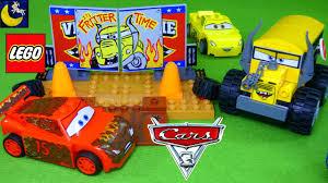 new lego juniors disney cars 3 toys thunder hollow crazy 8 race