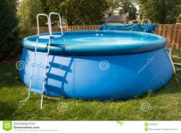 backyard swimming pool royalty free stock image image 26382956