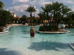 Holiday Inn Orange Lake Resort Map Tour Of The River Island Water Park Area Of Orange Lake Resort