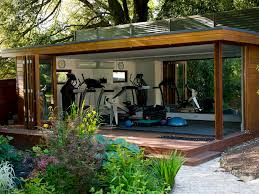 garden gym by green retreats the uk u0027s original garden room