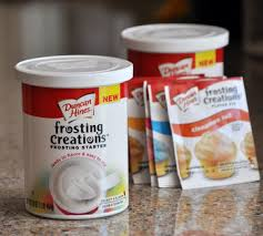 duncan hines frosting creations reviewed baking bites