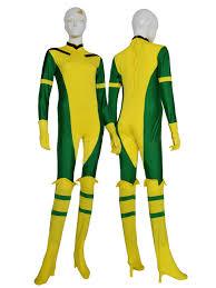Men Rogue Halloween Costume Men Storm Ororo Munroe Halloween Costumes Cosercosplay