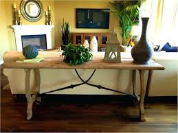 table that goes behind couch table chair table behind couch saconsole sa side diy sofa