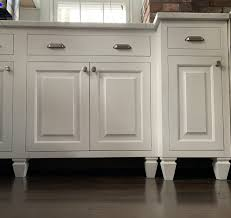 kitchen cabinet toe kick ideas how and why there are no toekicks my kitchen