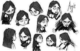 https www facebook com characterdesignreferences comic style