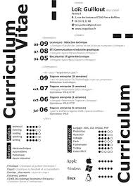 Curriculum Vitae Or Resume 40 Truly Creative Resume Designs For Inspiration