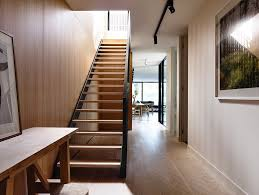 modern narrow house narrow house design cleverly adapted to its site in melbourne