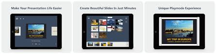 10 apps for making a great slideshow presentation on the go