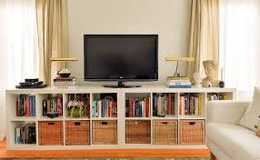Ikea Low Bookshelf Ikea Tv Stand Designs You Can Build Yourself