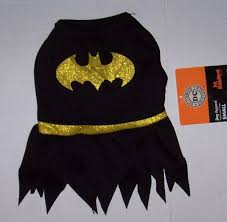Batgirl Halloween Costume Accessories Dc Comics Batgirl Dog Costume Size Small Halloween Bat Batman