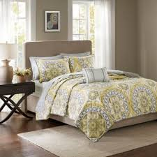 Skirted Coverlet Buy Yellow Bedding Coverlets From Bed Bath U0026 Beyond