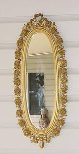 home interiors mirrors lot of 3 vintage home interiors syroco gold cherubs wall