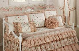 girls pink and green bedding daybed bedroom gorgeous small bedroom decoration using