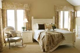 French Country Style Basics - French design bedrooms
