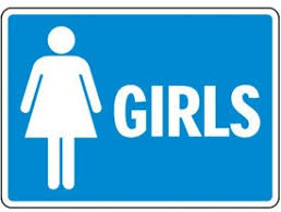girls u0027 bathroom cliparts cliparts zone