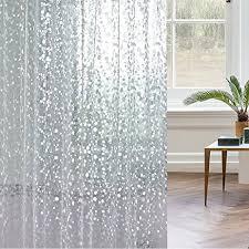 30 Weird And Wonderful Shower Curtains Fun Shower Curtains Amazon Com Nontoxic Eva Shower Curtain Clear Wimaha Mildew