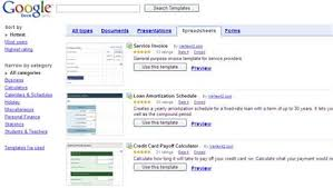 google gets closer to the enterprise offering form templates