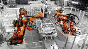 automation in the automotive industry kuka ag