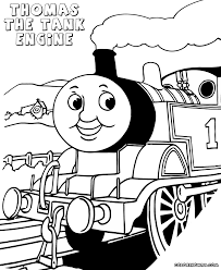 thomas tank engine coloring pages coloring pages to download and