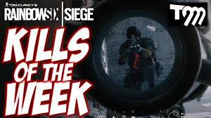 top siege auto rainbow six siege top 10 kills of the week 49